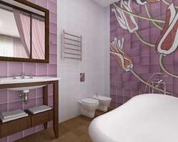 One-floor maisonette