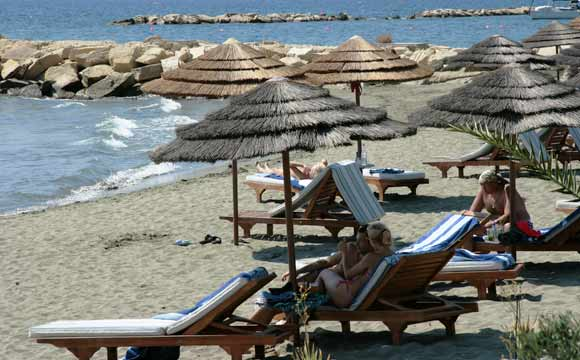 Why Agios Tychonas